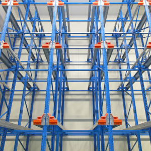 Mounted Shelving System