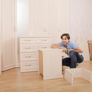 Utilize Space Under Furniture